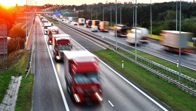 Alternatīvās degvielas daudz straujāk palīdzētu mazināt kaitīgos izmešus kravas transporta jomā