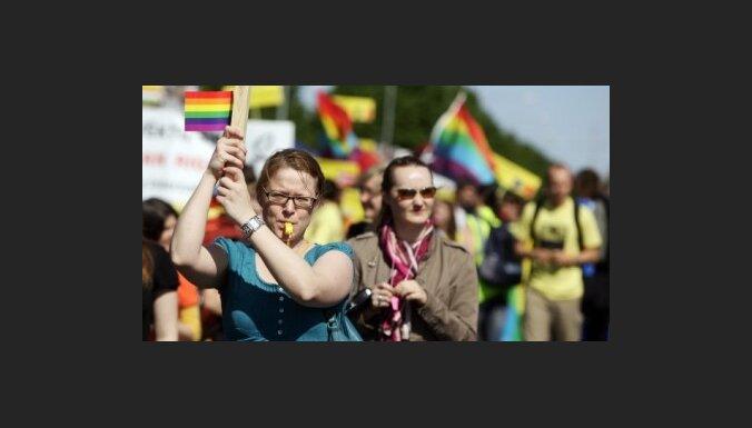 Рижская дума запретила гей-парад