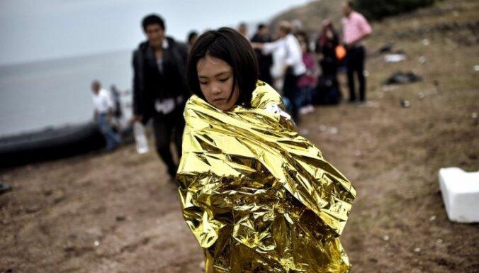 Страуюма: желающих ехать в Латвию беженцев немного, пока выбрали лишь одну семью