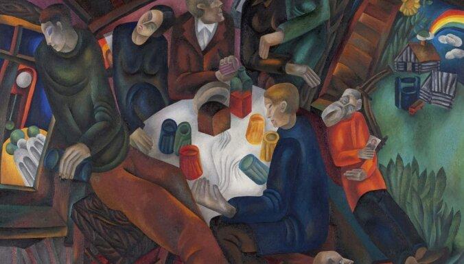 LNMM būs Romualda Geikina gleznu un akvareļu izstāde