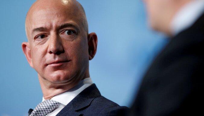 Богатейший человек мира объявил дату ухода с поста гендиректора Amazon