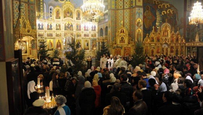 Rīgas pašvaldību institūciju darbinieki pareizticīgo Ziemassvētkos varēs ņemt brīvdienu