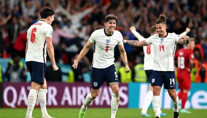 Конец датской сказки: Англия в дополнительное время вырвала путевку в финал
