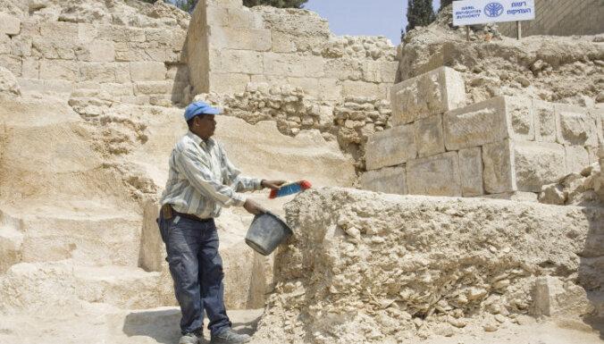 В Иерусалиме нашли древнейшие в истории письмена