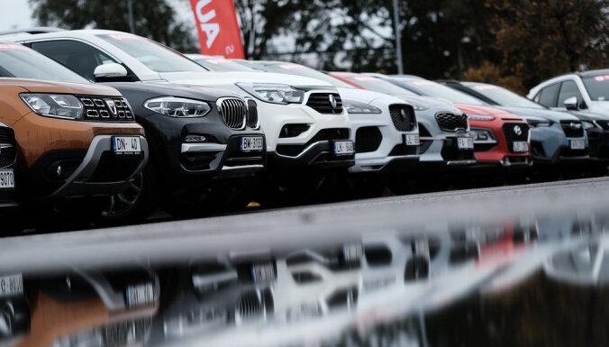 Jaunu auto tirgus 2019. gadā – izaugsmi nodrošina kompaktie apvidnieki