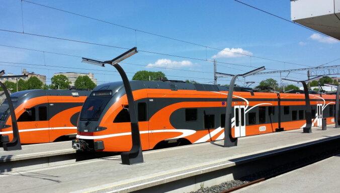 В Эстонии в ожидании Rail Baltic закрывают железнодорожное сообщение Таллин - Пярну