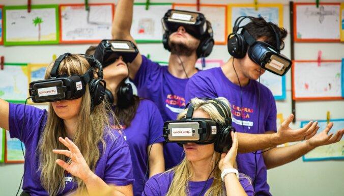'Ielogojies nākotnē' – 137 tūkstoši skolēnu iepazīst jaunās profesijas