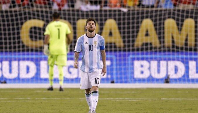 Месси после неудачи в финале Кубка Америки объявил о завершении карьеры в сборной