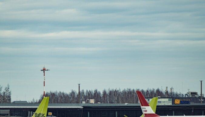 Martā pasažieru apgrozījums lidostā 'Rīga' samazinājies par 86%, kravu – pieaudzis par 49%