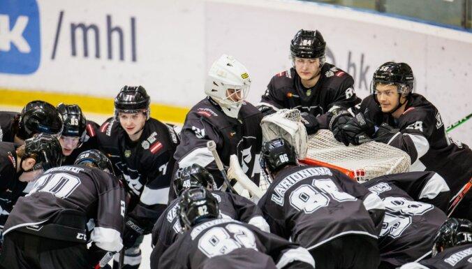 'Rīgas' hokejisti piedzīvo sagrāvi MHL mačā
