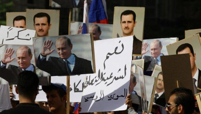 МИД РФ уточнил степень поддержки Асада