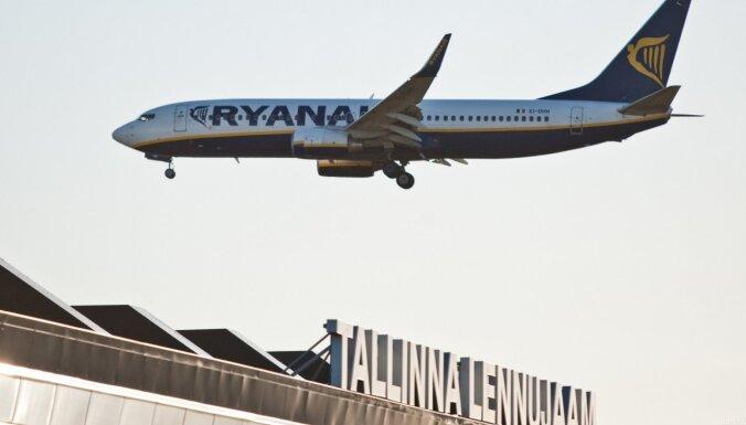 Ryanair осенью запустит рейсы Рига-Хельсинки