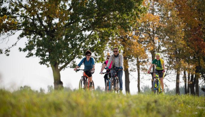 25. septembrī Smiltenes novadā norisināsies velobrauciens 'Ieriteņo rudenī'