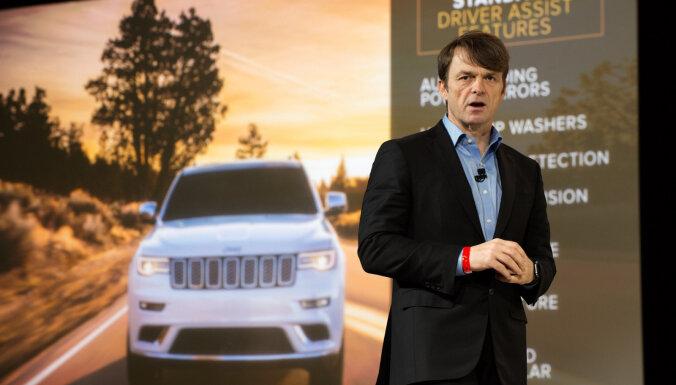 FIAT vadītājs pēc apvienošanās piedāvājuma 'Renault' pārdevis savas akcijas