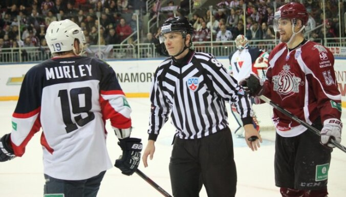 Rīgas 'Dinamo' apbrīnojami izglābjas un saglabā cerības uz 'play off'