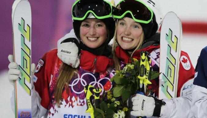 Двойная победа канадских сестер и медальный зачет Сочи-2014