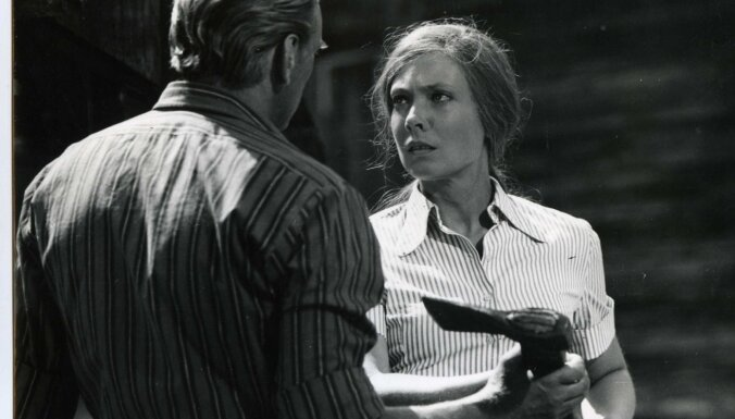 Teātra un kino aktrisei Astrīdai Kairišai – 80