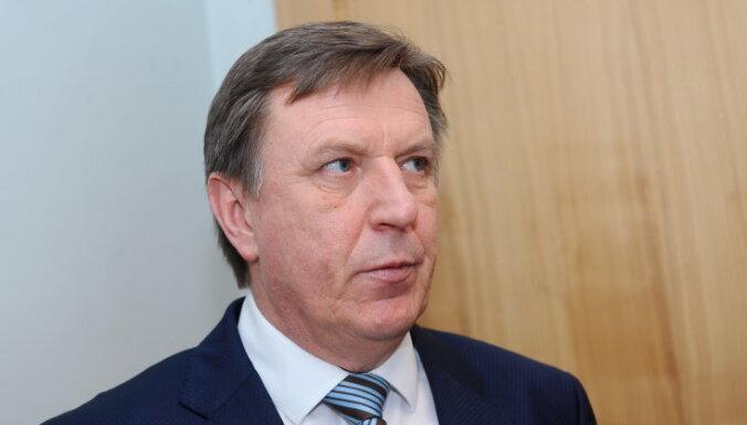 Переговоры в Rīdzene: Кучинскис пару раз встречался в гостинице со Шлесерсом