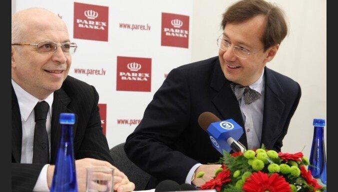Бывшим совладельцам Parex banka выплачено более 3 миллионов латов