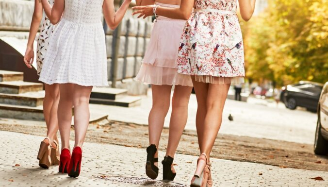 Apģērbs atklāj vairāk nekā noslēpj. Stilistu ieteikumi tēla veidošanā