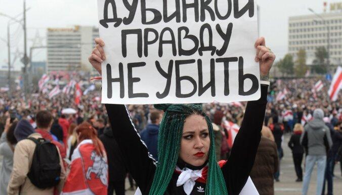 Par Lukašenko noziegumiem vēršas Vācijas Federālajā prokuratūrā