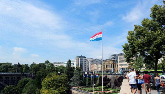 Noslēdzas Latvijas prezidentūra ES Padomē; Luksemburga pārņem stafeti