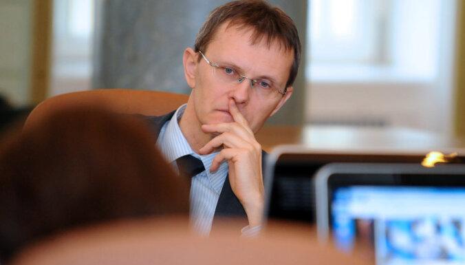 Finanšu ministrs Vilks nepiedalīsies Saeimas vēlēšanās