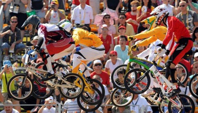 Латвийские велогонщики доминируют в чемпионате Европы