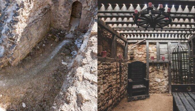 До и после: как отреставрировали замок, санаторий и развалины в Екабпилсе, Кокнесе и Огре