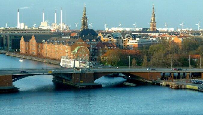 Дания хочет запретить продажу бензиновых и дизельных автомобилей