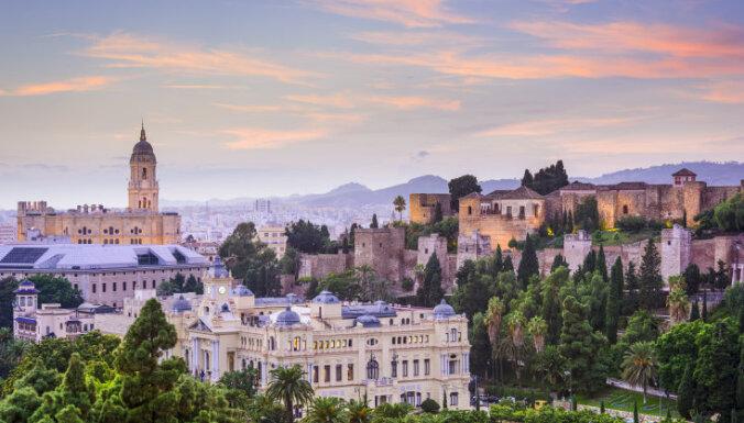'airBaltic' sāk tiešos lidojumus uz Spānijas piekrastes pilsētu Malagu