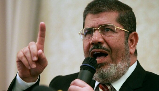 Суд предъявит экс-президенту Египта Мурси новые обвинения