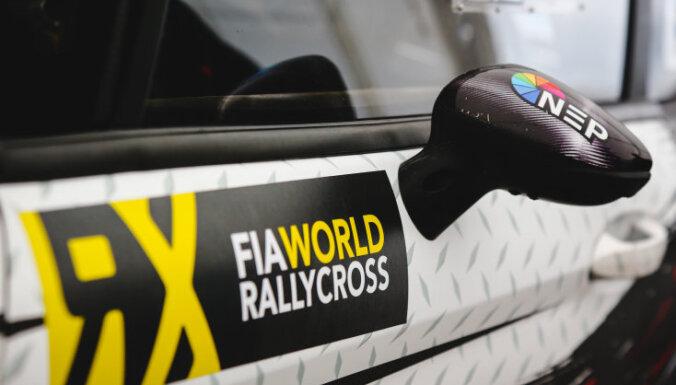'Neste WorldRX of Latvia': izpārdotas tribīnes un septiņi latvieši uz starta