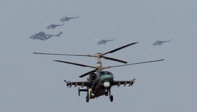NATO: Krievija savilkusi pie Ukrainas robežas 10 000 līdz 12 000 karavīru