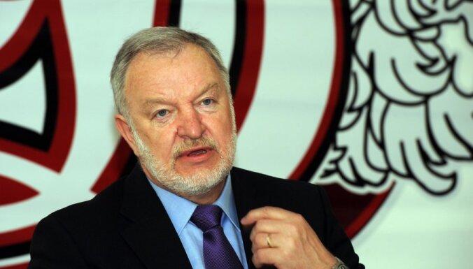 Rautakallio vēlas, lai Rīgas 'Dinamo' spēlē kā pasaules čempioni somi