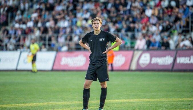 Uldriķis ar vārtiem un rezultatīvu piespēli palīdz 'Sion' komandai cīnīties neizšķirti Šveices superlīgas spēlē