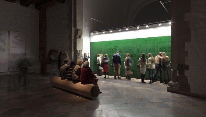 Interaktīvā instalācija 'Matter to Matter' sasniegusi rekordlielu apmeklētāju skaitu