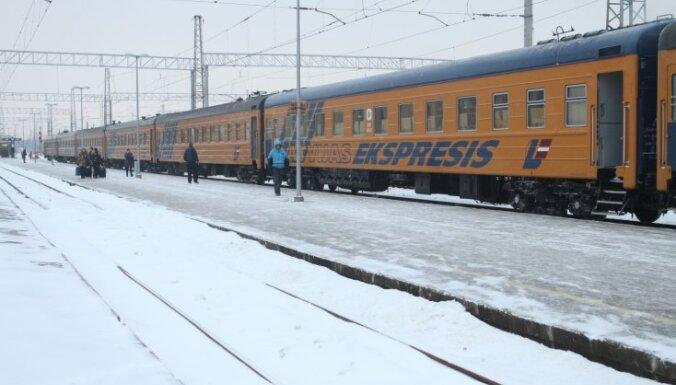 LDz Cargo и L-Ekspresis вернут деньги за билеты на отмененные из-за коронавируса поезда