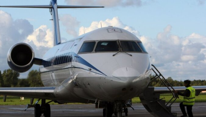 Правительство установило ограничения на авиасообщение с Беларусью