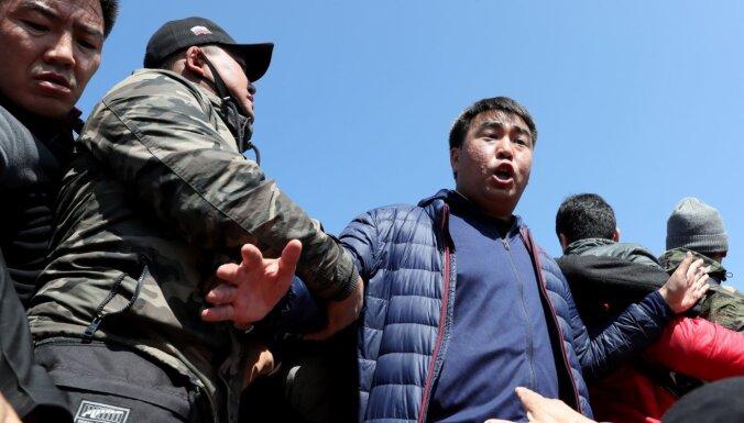 В Киргизии заявили об исчезновении президента страны