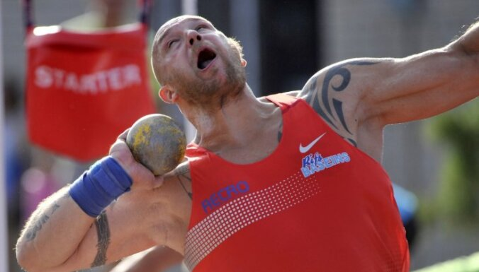 Mediji: olimpisko spēļu attīstības plāns apdraud vairākas vieglatlētikas disciplīnas