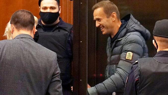 Алексей Навальный этапирован из СИЗО