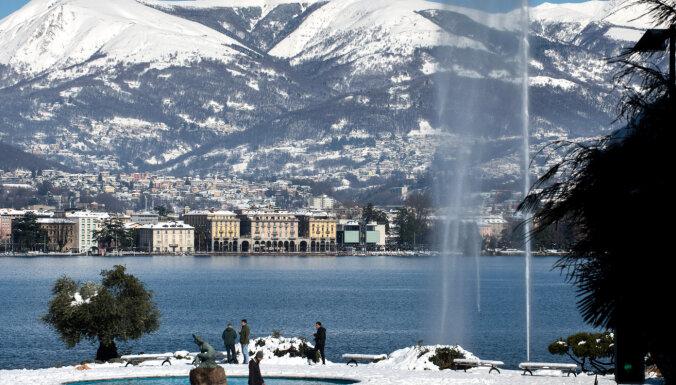 'Covid-19': Saslimšanas gadījumus fiksē arī Šveicē, Horvātijā un Austrijā