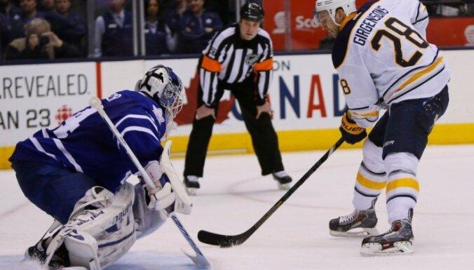 Гиргенсон набрал 17-е очко в чемпионате НХЛ