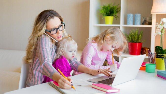 Смиритесь с хаосом: 8 советов, как руководить компанией, работая дома с детьми
