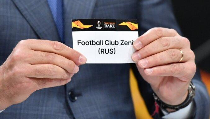 """""""Зенит"""" и """"Краснодар"""" сыграют с испанскими клубами в 1/8 финала Лиги Европы"""
