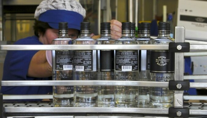 'Latvijas Balzams' modernizēs ražotni; plāno būvēt jaunu degvīna filtrāta glabātavu