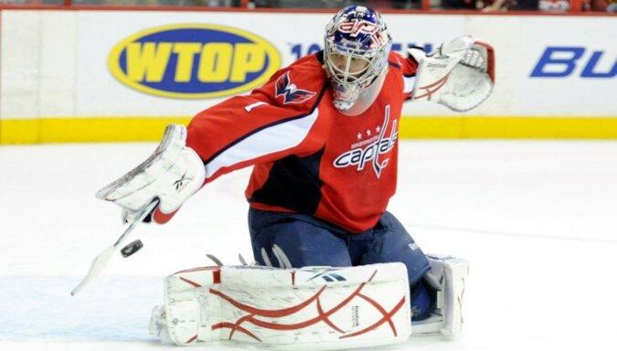 Semjons Varlamovs kļūst par NHL nedēļas zvaigzni