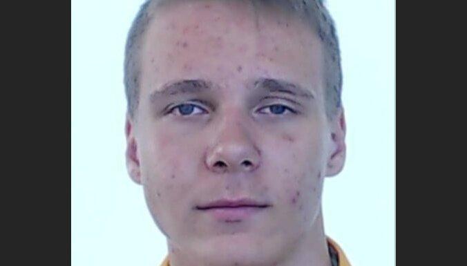 В Вентспилсе пропал несовершеннолетний юноша
