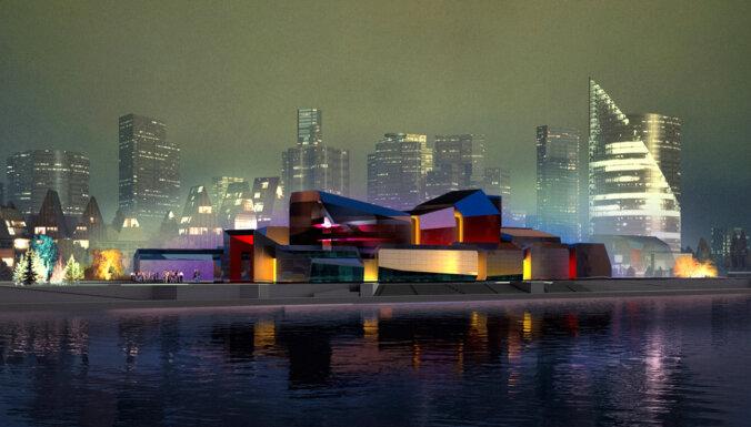 """""""Угольки на воде"""". Как будет выглядеть новый рижский концертный зал и что с ним не так?"""